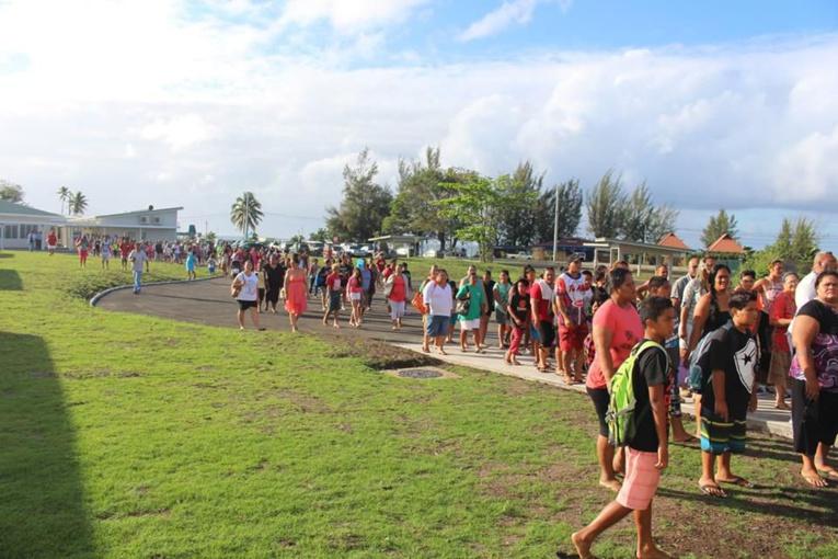 La population de Teva i Uta a augmenté de 9,1% en cinq ans