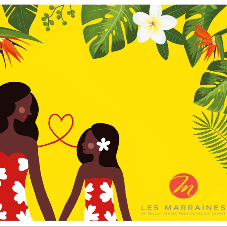 Les marraines seront présentes à la Mairie de Papeete du 5 au 8 décembre.