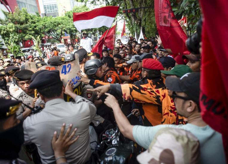 Indonésie: des centaines de militants papous et une Australienne arrêtés