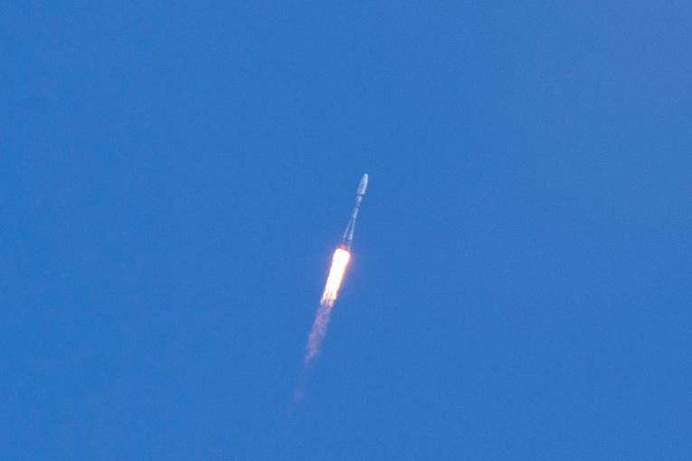 Décollage réussi d'un Soyouz vers l'ISS, premier vol habité depuis l'échec d'un lancement