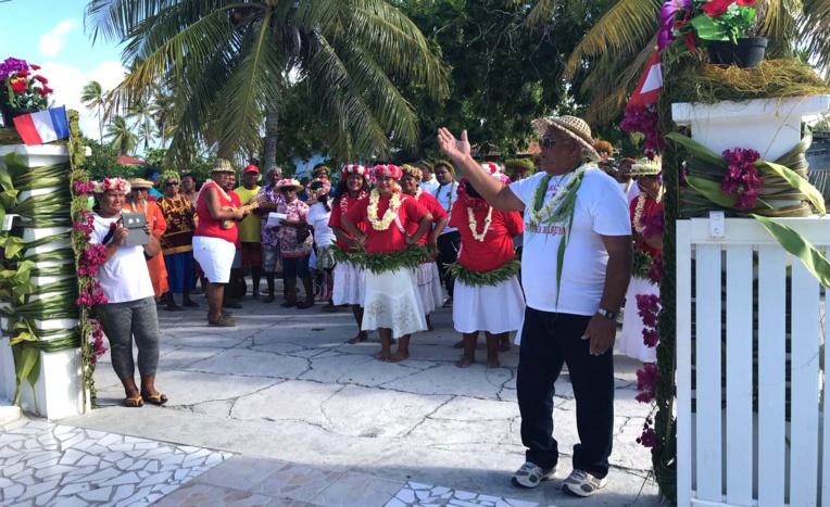 Le gouvernement en tournée aux Tuamotu-Est