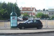Sarthe: sans permis et alcoolisé, il percute un véhicule de gendarmerie
