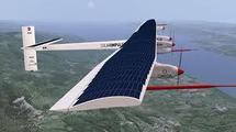 Les ailes du soleil: rêve fou d'avion solaire sans carburant devenu réalité