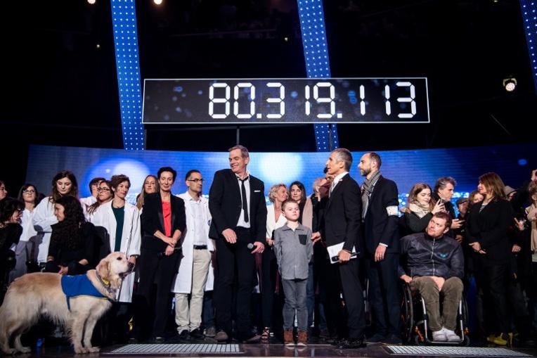 """Téléthon: une édition 2018 bousculée par les """"gilets jaunes"""""""