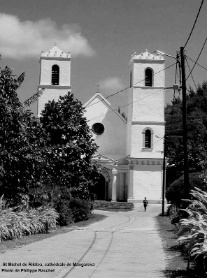 La cathédrale de RIKITEA