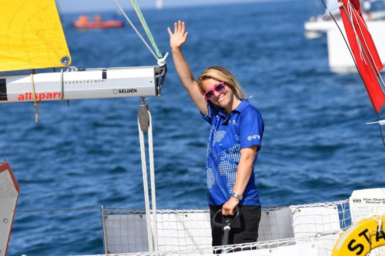 Voile/Golden Globe Race: sauvetage de la navigatrice britannique Susie Goodall