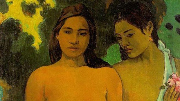 USA: une femme s'en est pris à un tableau de Gauguin à cause de la nudité