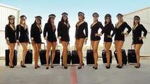 Mexicana toujours clouée au sol, ses hôtesses de l'air se mettent à nu