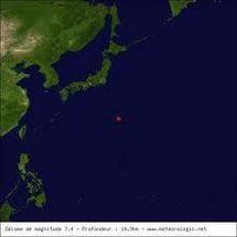 Fort séisme dans le nord-est du Japon, mise en garde contre tsunami