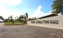 Le parc Aorai Tinihau ouvre ses portes au public