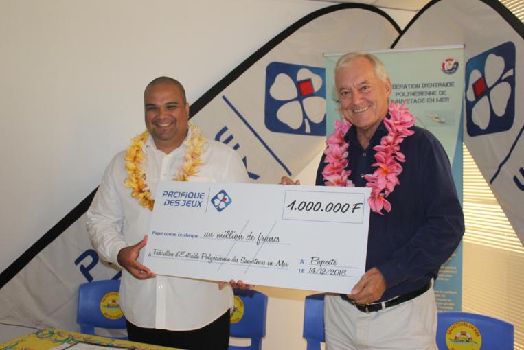 La convention de partenariat doit aider à financer des formations pour les bénévoles de la FEPSM.