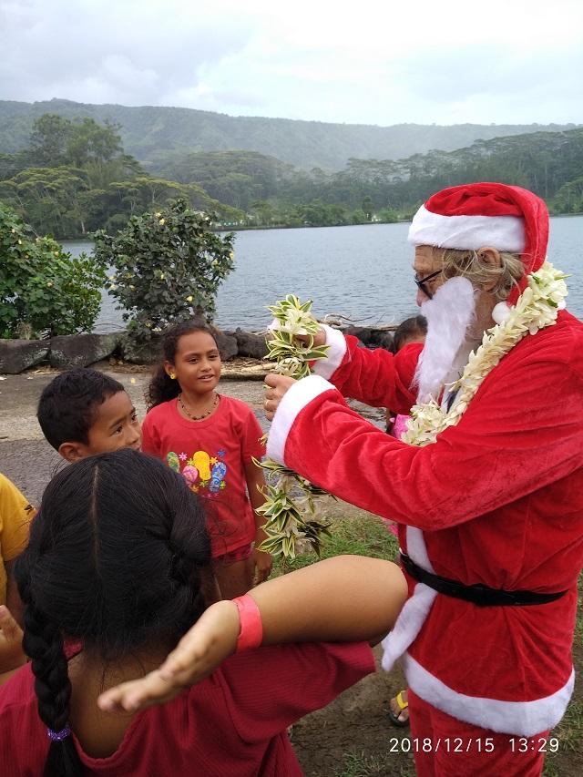 Un Noël pour les enfants défavorisés de la presqu'île