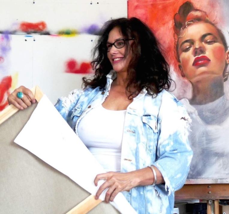 Pascale Taurua, parcours d'une artiste peintre