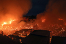 Brésil: 600 maisons brûlées lors d'un incendie à Manaus
