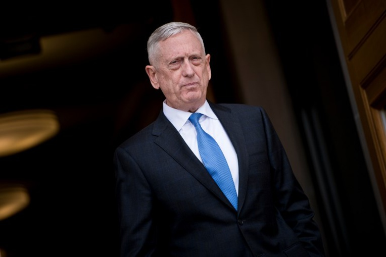En désaccord avec Trump, le chef du Pentagone claque la porte