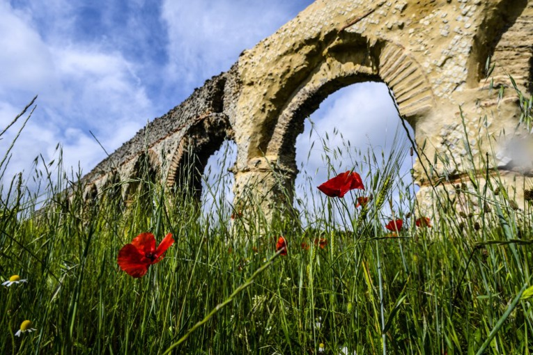 Gard: un vieil aqueduc s'effondre sans faire de victimes