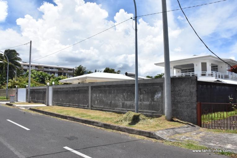 Le consulat de Chine prévoit de se déplacer à Papeete