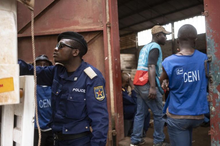 Elections en RDC: compte à rebours explosif d'ici dimanche