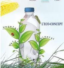 A base de canne à sucre, la bouteille en bioplastique a le vent en poupe