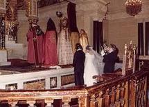 Un Italien abandonné devant l'autel réclame 500.000 euros à son ex-fiancée