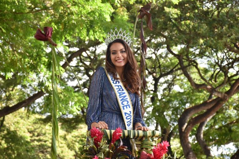 Décembre 2018 dans le rétro : le sacre de Vaimalama Chaves à Miss France