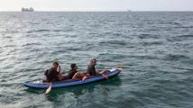 """Migrants: un """"plan d'action"""" en France contre les traversées de la Manche"""