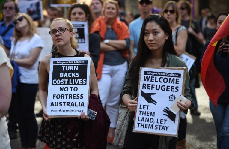 Australie: 200 migrants en grève de la faim dans un centre de rétention