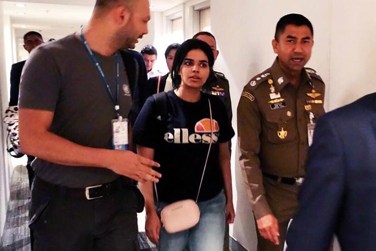 Saoudienne menacée d'expulsion en Thaïlande: vers un probable asile en Australie