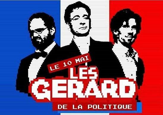 """Les """"Gérard de la politique"""" décernés à une vingtaine de personnalités"""