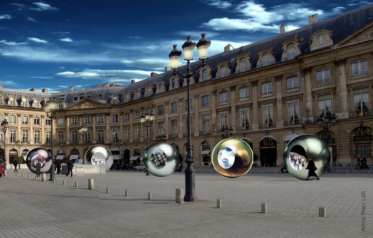 Pour ses 50 ans, la Perle de Tahiti s'offre une exposition Place Vendôme