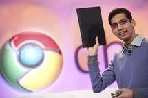 Les ordinateurs Google prêts à remettre en cause le modèle Microsoft