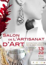 Salon de l 39 artisanat d 39 art du 13 au 22 mai 2011 hall de for Salon artisanat d art