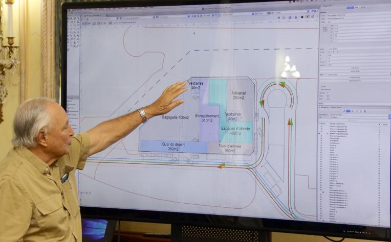 Un nouveau projet pour le terminal croisières