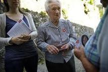 A 101 ans, candidate aux élections locales en Espagne