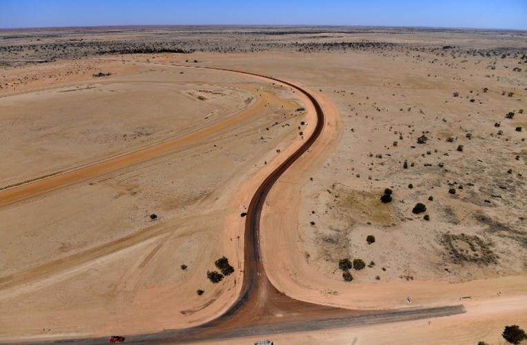 Avec Google Maps, l'outback australien est plus nulle part que jamais
