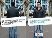 """""""Je suis une personne, pas un cancer"""": une campagne pour changer le regard"""