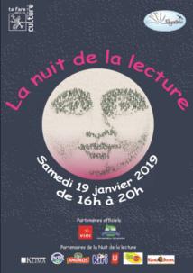 """La """"Nuit de la lecture"""" se passe aussi à Tahiti"""