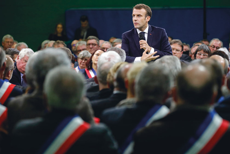 Le grand débat national ne suscite pas l'engouement Outre-mer