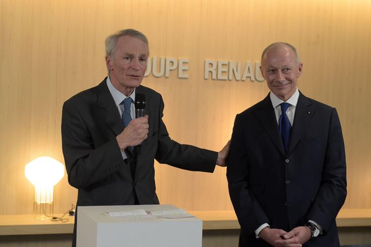 Senard et Bolloré intronisés à la tête de Renault après la démission de Ghosn