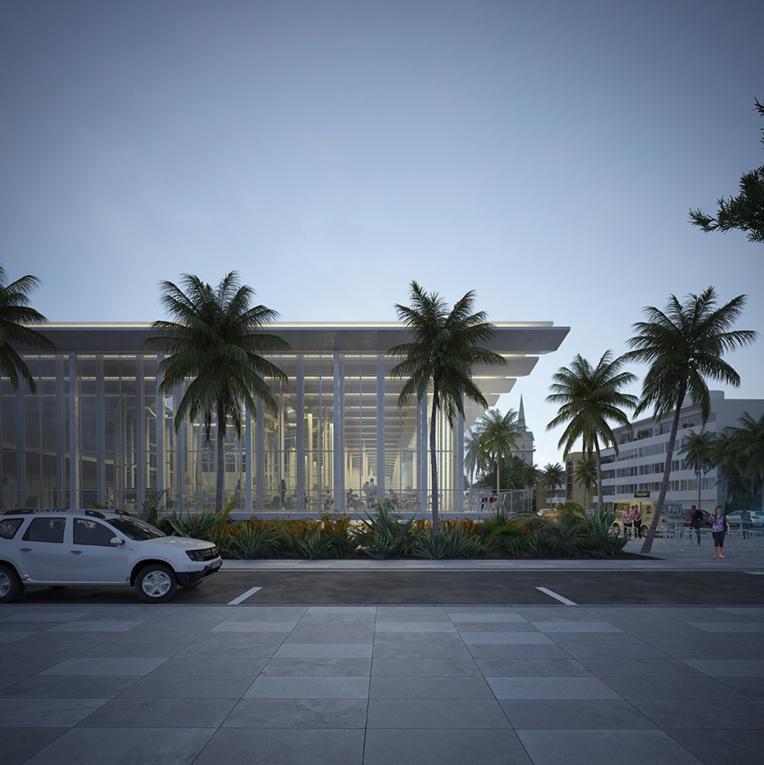 Centre culturel de Paofai  : les travaux pourraient commencer en août