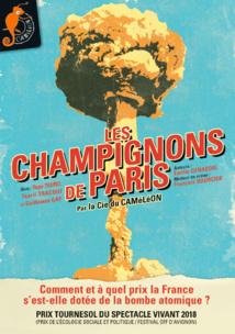 Les Champignons de Paris joués devant les détenus de Tatutu