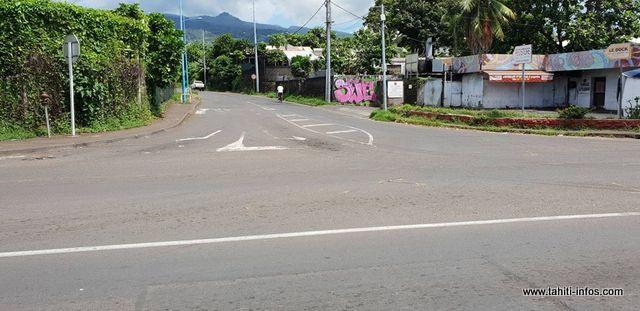 La voie qui monte vers Puurai sera fermée durant les travaux. Pour s'y rendre, il est demandé aux usagers d'utiliser la RDO.