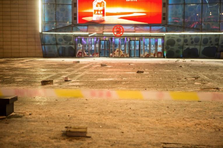 Double explosion dans un immeuble en Chine: un mort