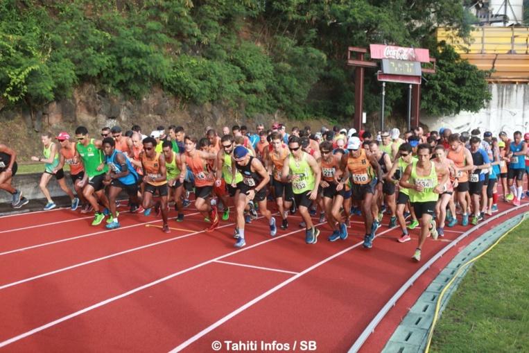 125 participants étaient au départ