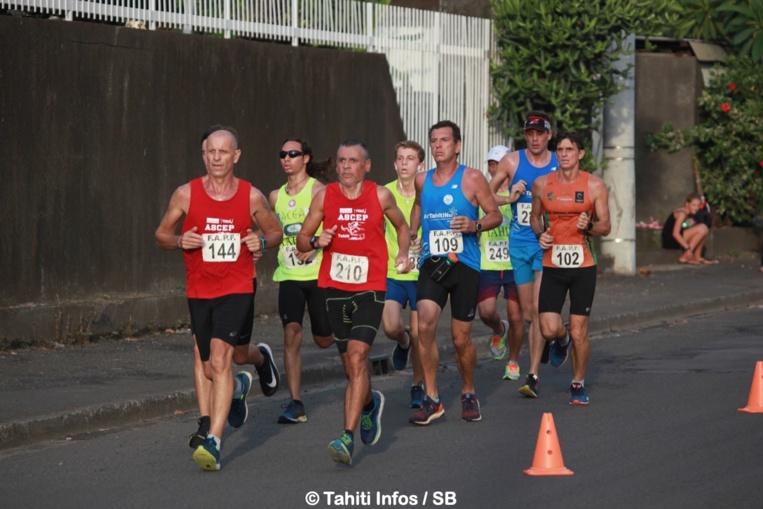 Le championnat de Polynésie du 10 km sur route est une course importante du calendrier fédéral