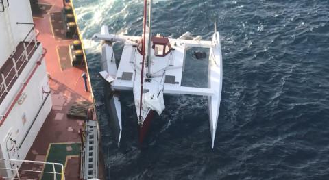 Un skipper secouru au large du Chili avec l'aide du JRCC Tahiti