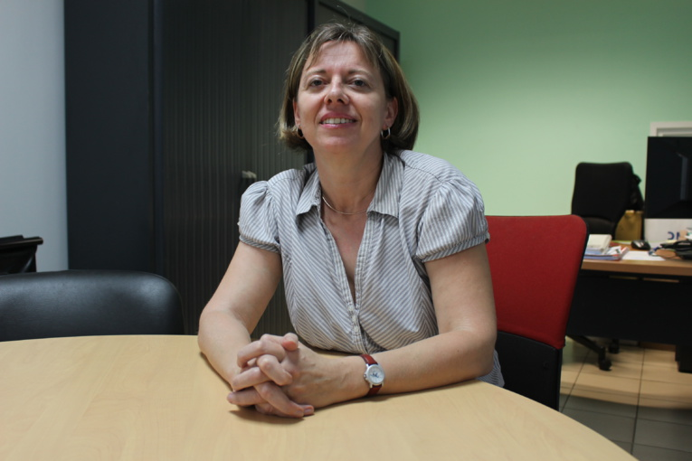 L'initiative a pu voir le jour grâce à Marina Demoy-Schneider, vice-présidente de la commission de la formation et de la vie universitaire à l'université de la Polynésie française (UPF).