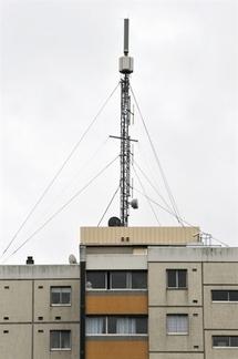 Mise en place d'un groupe de travail sur les radiofréquences