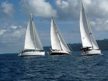 Tahiti Pearl Regatta : de Raiatea à Huahine