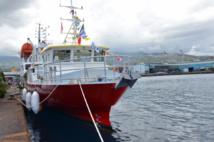 Marquises : le navire Te Ata O Hiva en arrêt technique